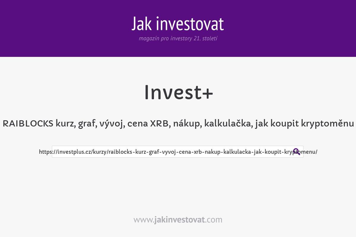 RAIBLOCKS kurz, graf, vývoj, cena XRB, nákup, kalkulačka, jak koupit kryptoměnu