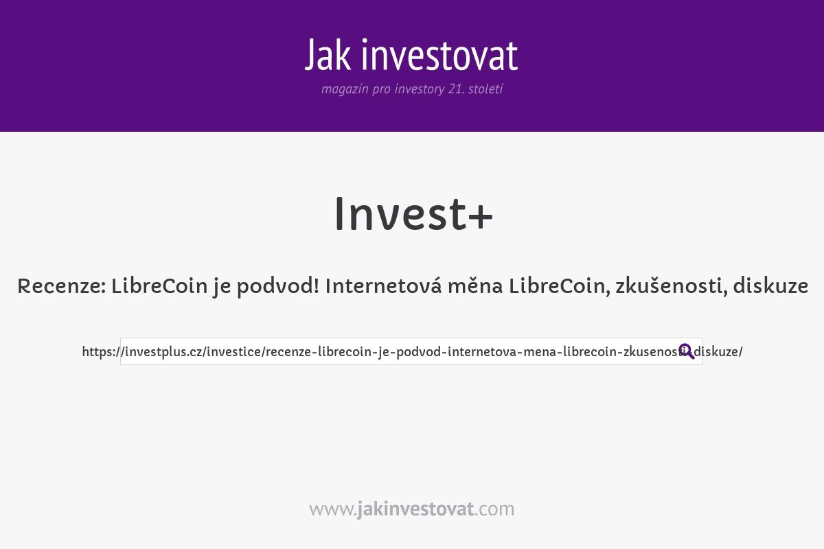 Recenze: LibreCoin je podvod! Internetová měna LibreCoin, zkušenosti, diskuze