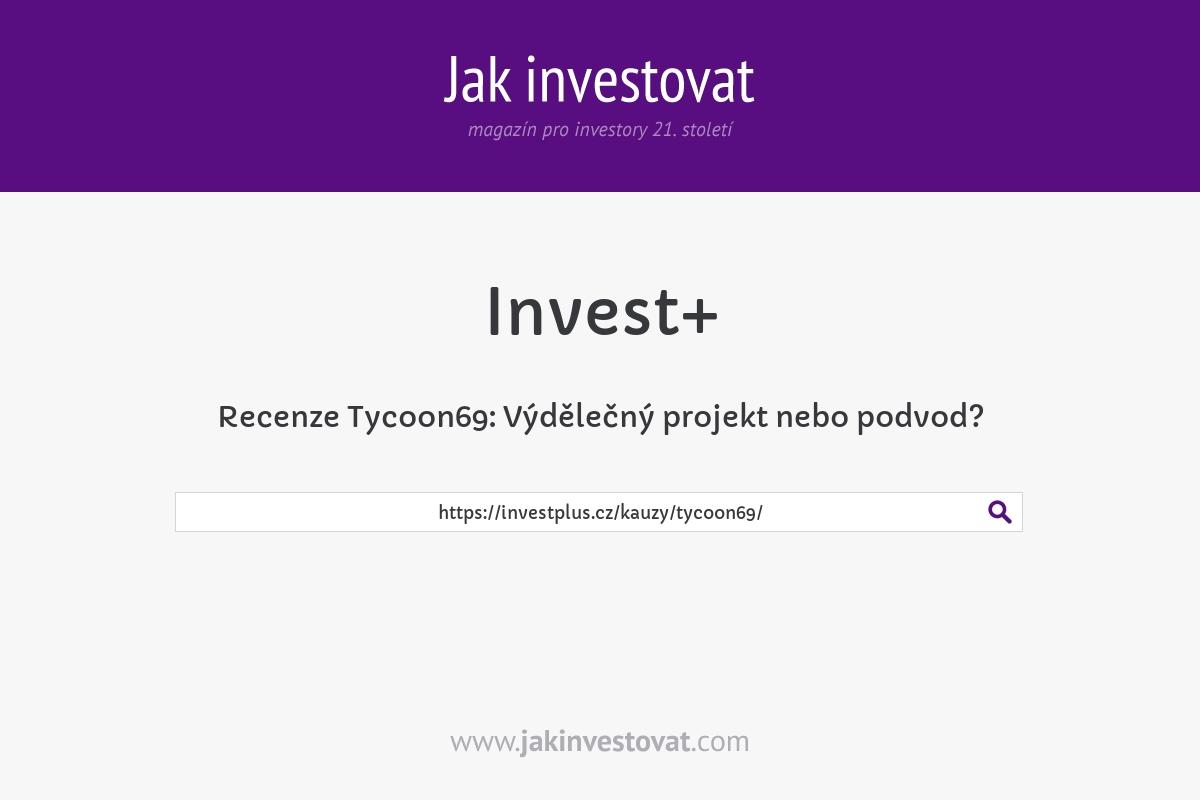 Recenze Tycoon69: Výdělečný projekt nebo podvod?