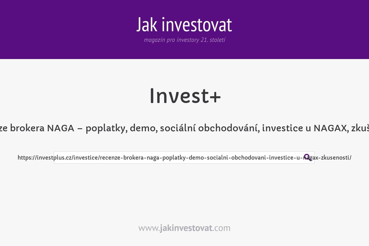 Recenze brokera NAGA – poplatky, demo, sociální obchodování, investice u NAGAX, zkušenosti