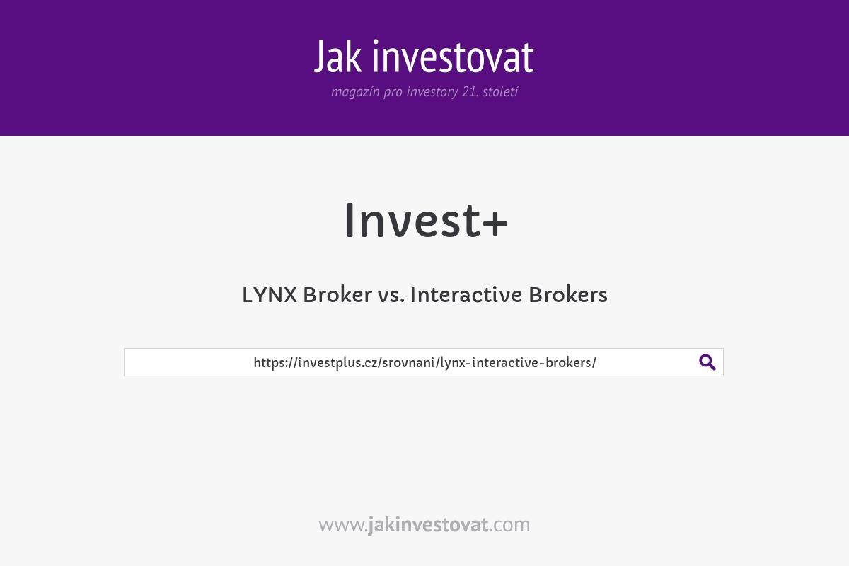LYNX Broker vs. Interactive Brokers