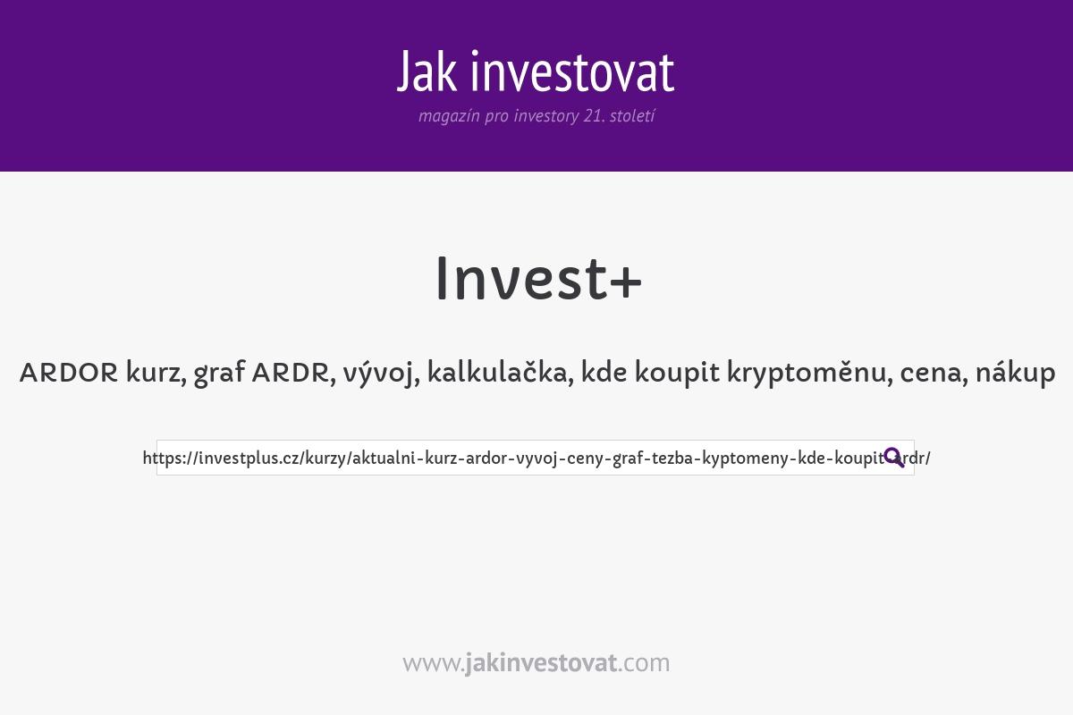ARDOR kurz, graf ARDR, vývoj, kalkulačka, kde koupit kryptoměnu, cena, nákup