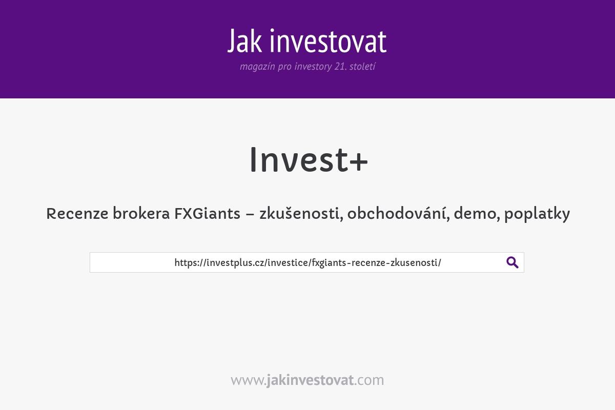 Recenze brokera FXGiants – zkušenosti, obchodování, demo, poplatky